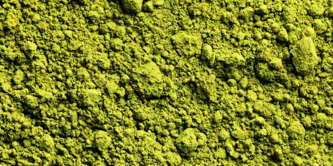 Green Matcha Powder