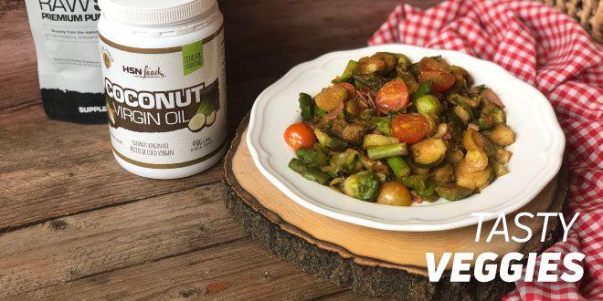 Recipe: Tasty Veggies