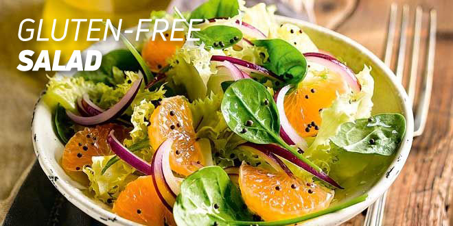 Gluten-free Salad Recipe