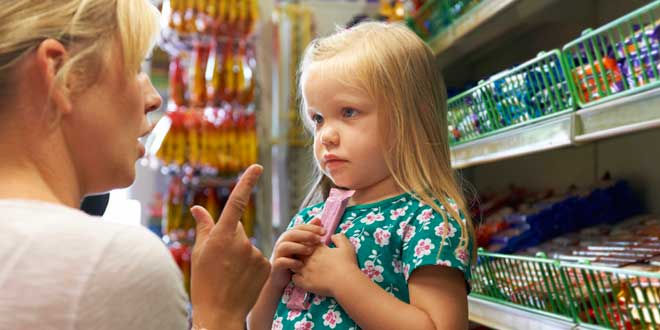 Parent responsibility in Nutrition Education