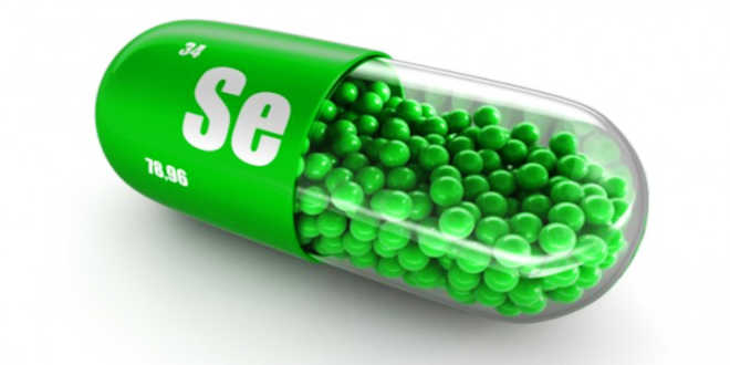 Selenium – An antioxidant against cell degeneration