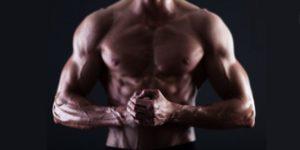 Arachidonic acid and muscle gains