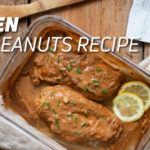 Chicken with Peanuts Recipe