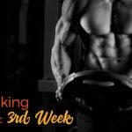 Keto Bulking Workout 3rd week
