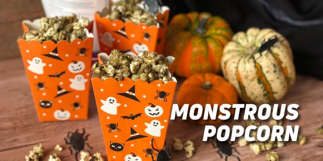 Monstrous Popcorn