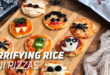 Terrifying Rice Mini Pizzas