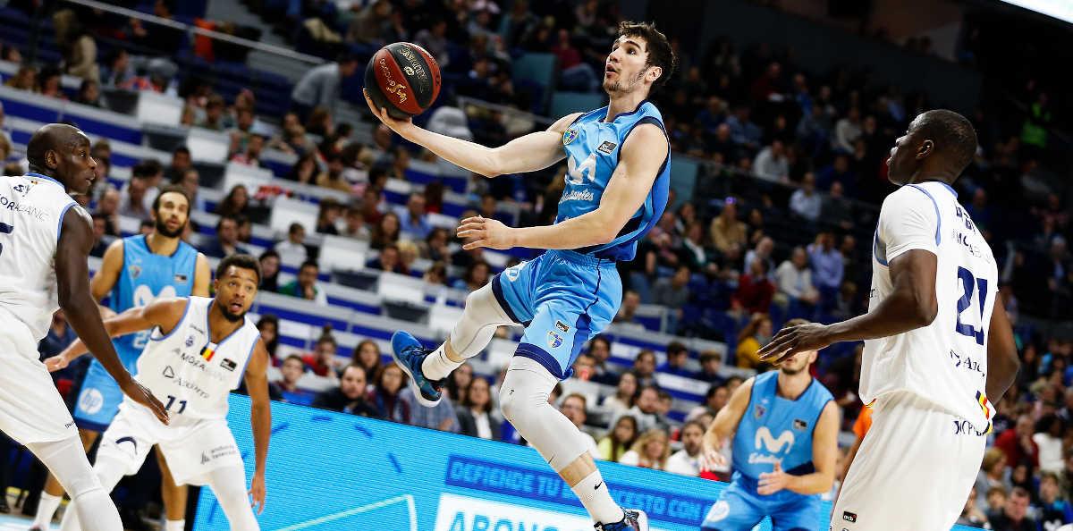 Basketball HSN Movistar Estudiantes