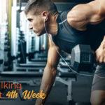 Keto Bulking workout 4th week