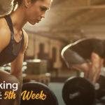 Keto Bulking Workout 5th Week