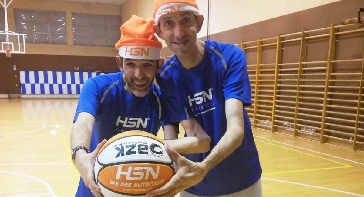 ADEMO basketball