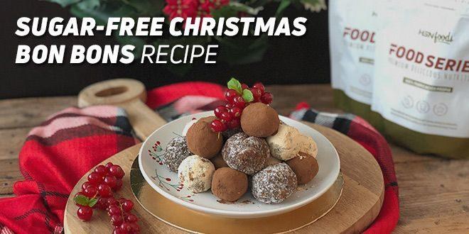 Sugar-free Christmas Bon Bons Recipes