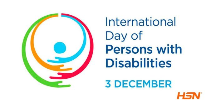 HSN joins the International Day of Persons with Disabilities (IDPD)