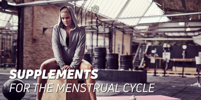 Supplementation depending on the Menstrual Cycle
