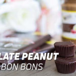 Chocolate and Peanut Butter Bon Bons