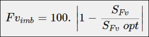 Strength-Speed equation