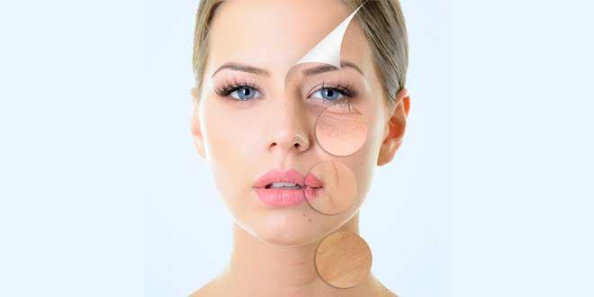 Symptoms of aging