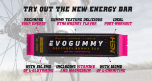 Evogummy for Cycling