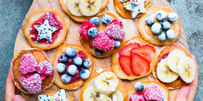 Fitness diet snacks