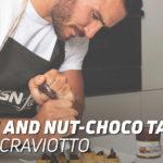 Orange and Nut-choco Tartlets