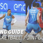 Training guide for basketball point guards