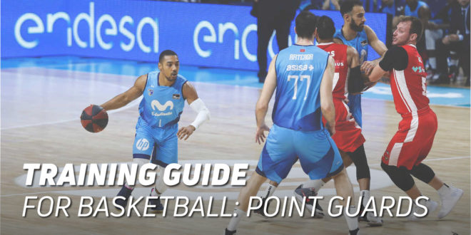 Training Guide for Basketball: Point Guards