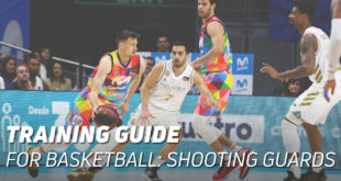 Training Guide for Shooting Guards