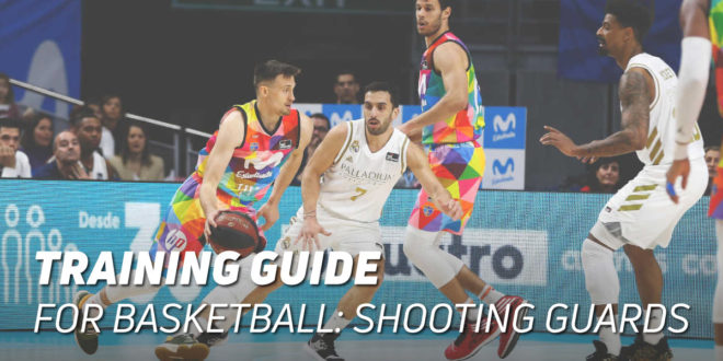 Training Guide for Basketball: Shooting Guards