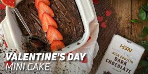 Valentine's Day Mini Cake