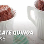 Chocolate Quinoa Mug Cake
