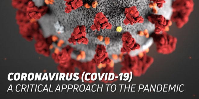 CORONAVIRUS COVID-19: A Critical Approach to the Pandemic
