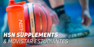 HSN supplements and Movistar Estudiantes