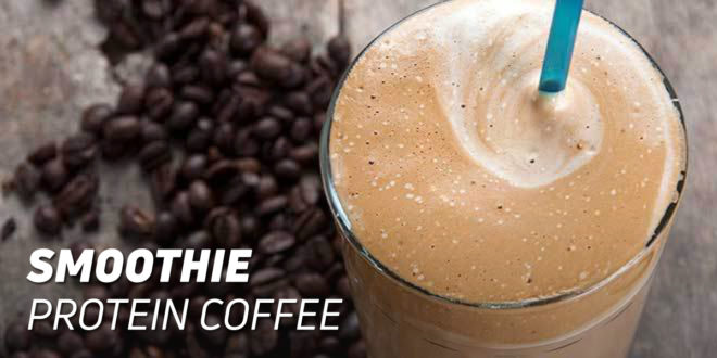 Smoothie Protein Coffee