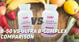 B complex comparison