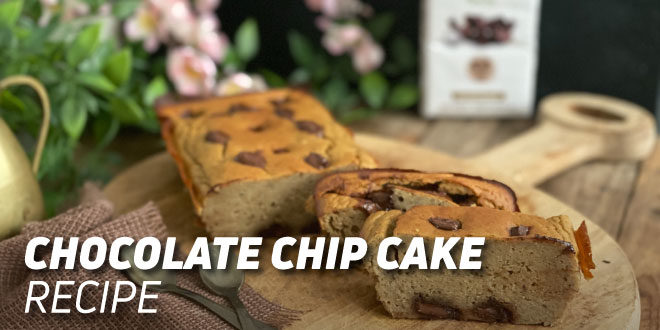 Chocolate Chip Cake Recipe