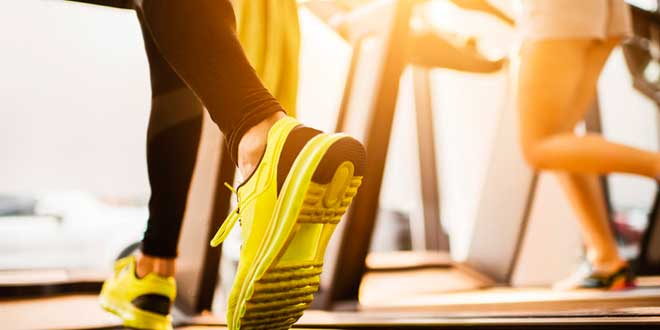 Hiit treadmill