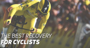 Muscle Recovery Cycling