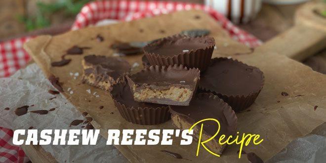 Reese's cashew treats