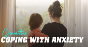 Control anxiety quarantine