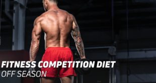 Fitness competition diet off season