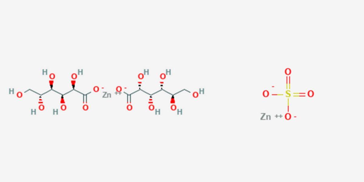 Gluconate vs zinc sulphate