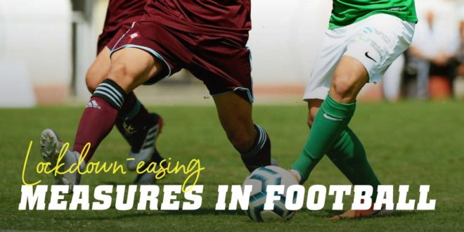 Back to Football Training: What should we take into account to return safely?