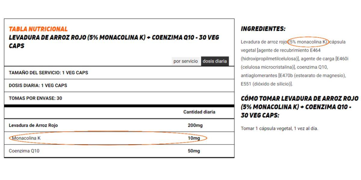 Monacolin