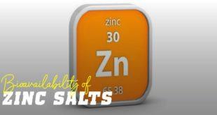 Zinc salts