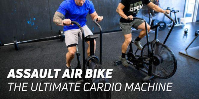 Assault Air Bike: The Ultimate Cardio Machine
