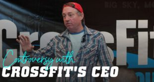 Controversy crossfit