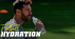 Football hydration