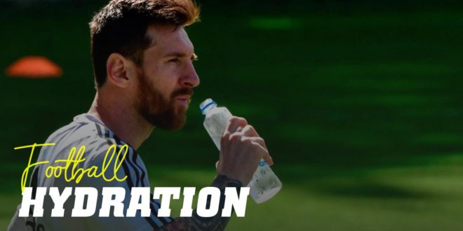 The Importance of Hydration in Football
