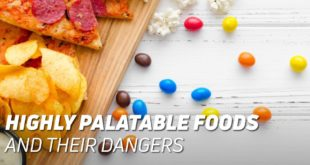 Highly palatable foods