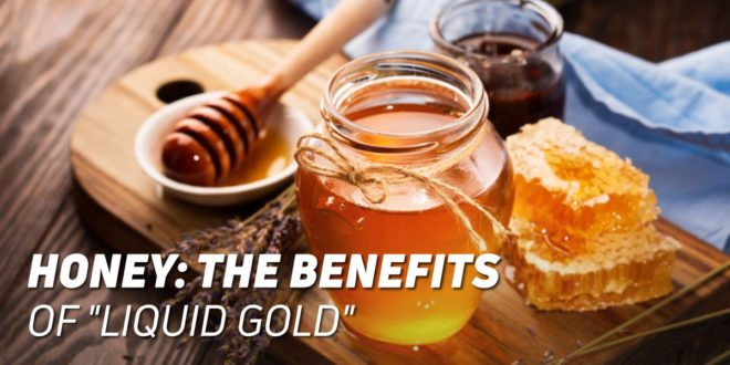 Honey: The Benefits of this Sweet Gold