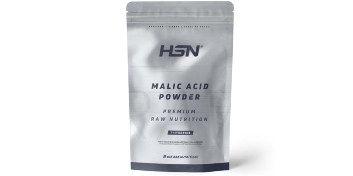 Malic Acid RawSeries